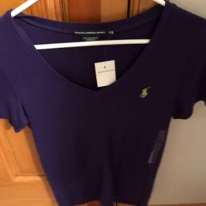 Ralph Lauren v-neck shirt